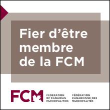 Fier d'être membre de la FCM